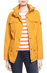 Women's Barbour 'Bowline' Hooded Waterproof Jacket