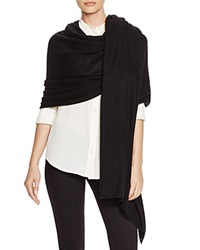 Magaschoni Whisper Cashmere Shawl Black