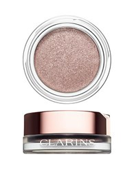 Clarins Ombre Iridescent Cream To Powder Iridescent Eye Shadow 05 Silver Pink