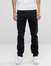 Weekday Common Straight Jeans Black Fever Black Fever 09 090