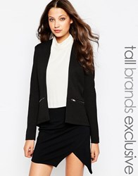 Y.A.S Tall Tailored Blazer Black