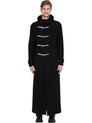Maison Martin Margiela Double Wool And Cashmere Duffle Coat
