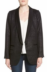 Trouve Women's Trouve Metallic Blazer