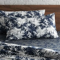 Cb2 Set Of 2 The Hill Side Palm Leaves King Shams