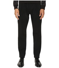 Versace Tailored Trousers Black Men's Casual Pants