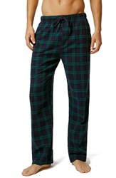 Men's Topman Plaid Pajama Bottoms