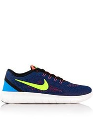 Nike Free Run Running Shoes Purple