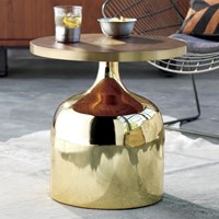 Cb2 Bousaf Side Table