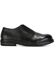 Marsell Marsell Slip On Derby Shoes Black
