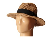 San Diego Hat Company Cth4117 Woven Yarn Stitch Fedora With Grosgrain Bow Camel Fedora Hats Tan