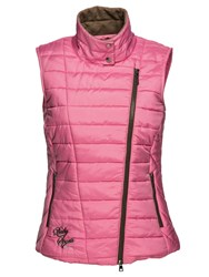 Daily Sports Livia Quilted Wind Gilet Pink