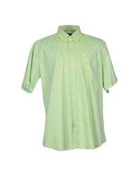 Carlo Pignatelli Shirts Shirts Men Green