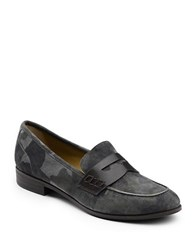 G.H. Bass Emilia Eastbrook Camouflage Loafers