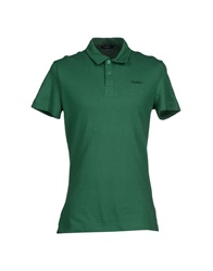 Byblos Polo Shirts Green