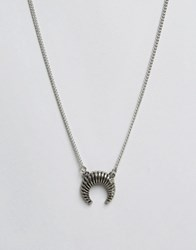 Pieces Prina Necklace Silver