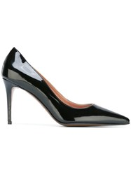 L'autre Chose Classic Court Pumps Black