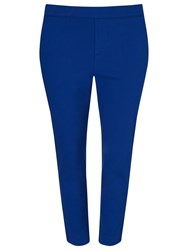 Windsmoor Cropped Trousers Cobalt Blue