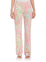 Lilly Pulitzer Georgia May Palazzo Pants Multi