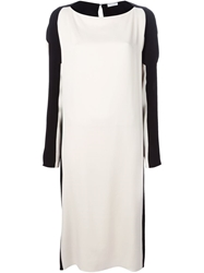 Vionnet Panelled Shift Dress