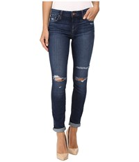 Joe's Jeans Rolled Skinny Ankle In Addison Addison Women's Blue