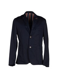 Bob Strollers Bob Suits And Jackets Blazers Men Dark Blue