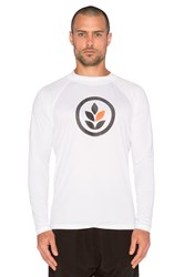 Ever Trestles Surf Shirt White