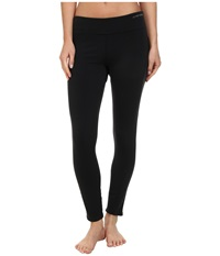 Hot Chillys Micro Elite Xt Tight Black Granite Women's Casual Pants