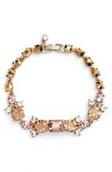 Women's Kent And King Jeweled Line Bracelet