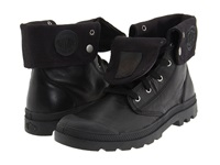 Palladium Baggy Leather Black Men's Lace Up Boots