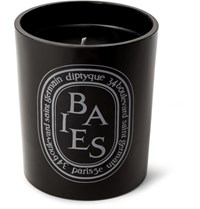 Diptyque Black Baies Scented Candle 300G Black