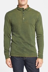 Jeremiah William Pullover Green