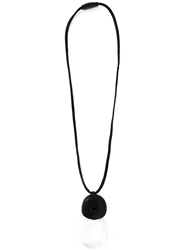 Monies Oversized Pendant Necklace