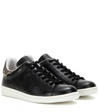Isabel Marant Bart Leather Sneakers Black