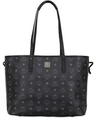 Mcm Reversible Faux Leather Tote Bag