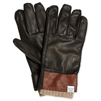 Norse Projects X Hestra Ivar Glove Black