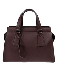 Giorgio Armani Medium Classic Tote Bag Brown