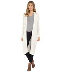 Bench Standtall Long Cardigan Pristine Women's Sweater Neutral