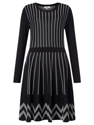Alice By Temperley Somerset By Alice Temperley Peplum Jacquard Dress Black