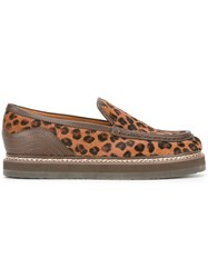 See By Chloe 'Christie' Loafers Brown