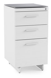 Bdi Centro 6414 3 Drawer File Cabinet