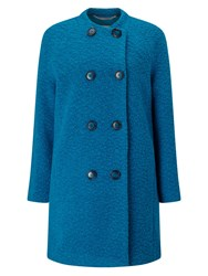 Windsmoor Boucle Wool Coat Green
