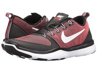 Nike Free Train Versatility Black White Action Red Men's Cross Training Shoes