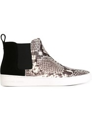 Michael Michael Kors 'Keaton' Hi Top Sneakers Black