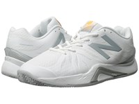 New Balance Wc1296v2 White Grey Women's Tennis Shoes
