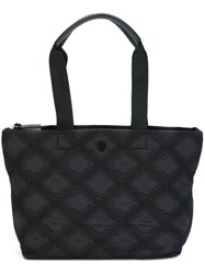 Tory Burch Quilted Tote Black