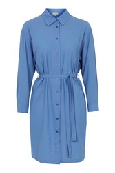 Shirt Dress By Love Blue