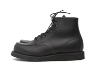 Red Wing Shoes 8137 6 Classic Moc Black Chrome