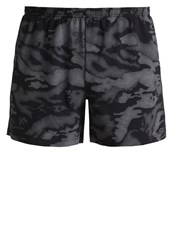 Gap Sports Shorts Reflective Black