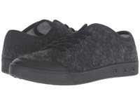 Rag And Bone Standard Issue Wool Lace Up Black Wool