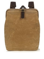 Malle William Backpack Brown